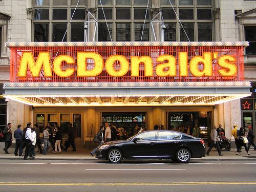 McDs 42nd Street