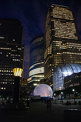 world financial center & 200 west street 1 (cloudcity) Tags: city newyorkcity urban night manhattan bookday 200weststreet