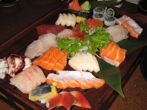 65 pcs Sashimi Platter