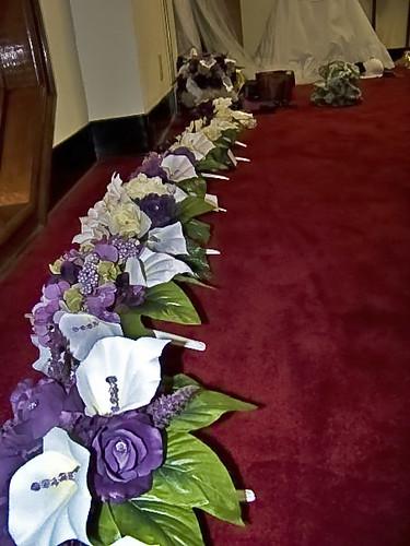 Bouquet Line Up