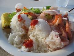 Macky's shrimp