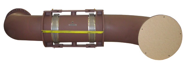 "24"" Universal Hinged Expansion Joint"
