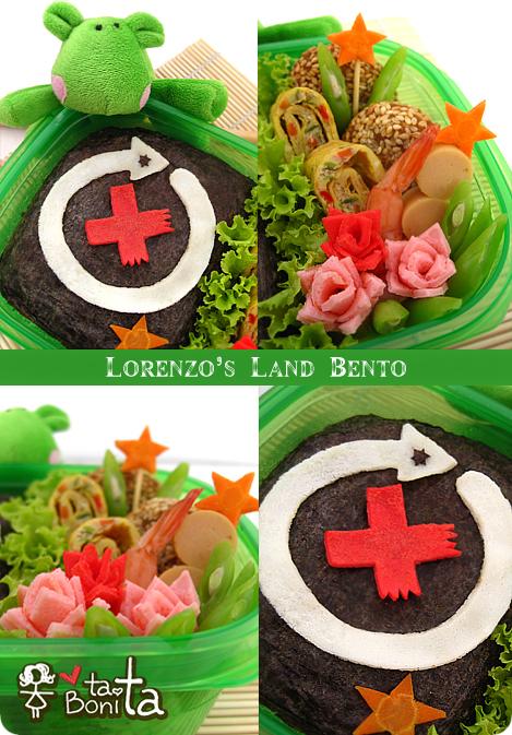 Lorenzo's Land Bento 2