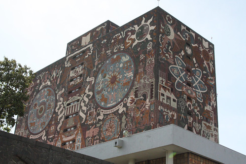 Universidad Nacional Autónoma de México - Library