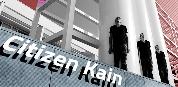 Background Techno Experience Episode 84 Citizen Kain (Image hosted at FlickR)