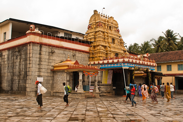 Sharadamba temple, Sringeri - Chitra Aiyer Photography