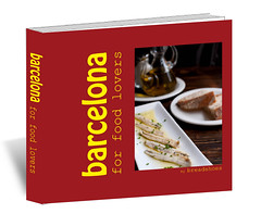 barcelona for food lovers 3D cover
