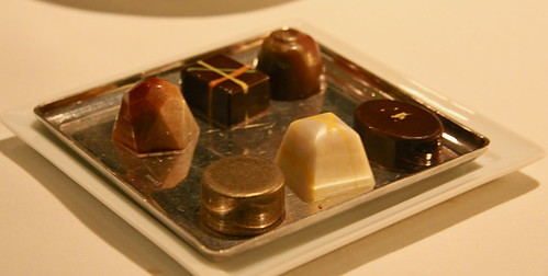 French Laundry - Chocolate Mignardises