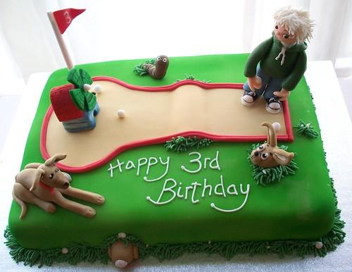 crazy golf cake (7)