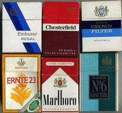 Cigarettes price in US