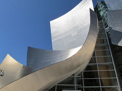 Walt Disney Concert Hall (vickilw) Tags: disney music la architecture california gehry waltdisneyconcerthall