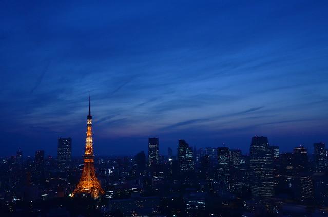 Tokyo Starts Dreaming