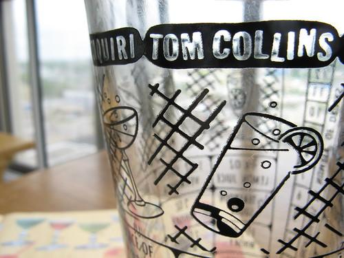 Tom Collins Shaker