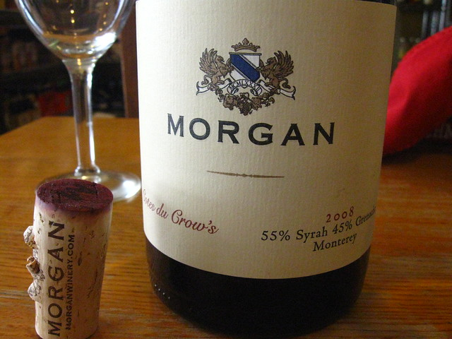 Olio - Morgan Wine