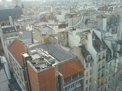 roofs from pompidou (bu.) Tags: paris france roofs toits