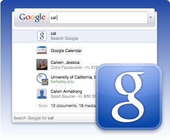 Mac Quick Search Box