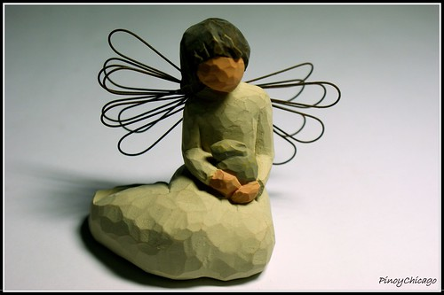 Angel in Clay