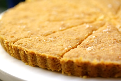 shortbread crust