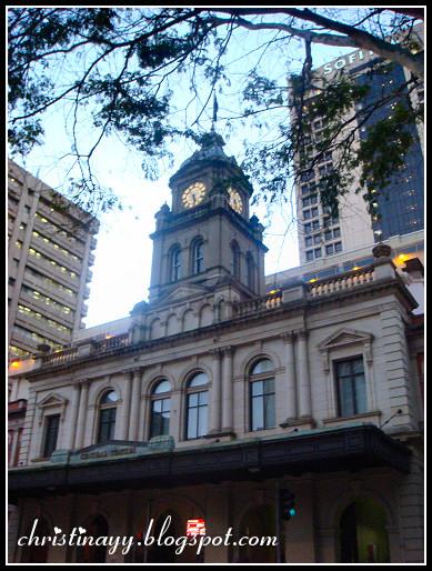 Brisbane City Centre