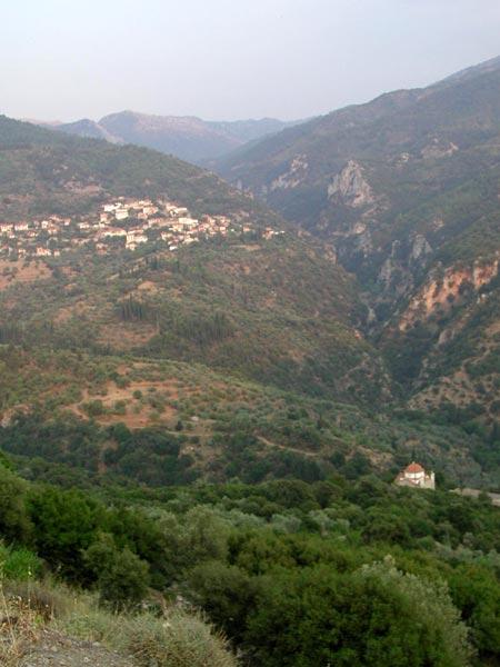 Πελοπόννησος - Αρκαδία - Δήμος Λαγκαδίων Λευκοχώρι Γορτυνίας