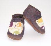 Hot Dot Shoes *Peekabooga*  Size 0-6months *Intro Auction*