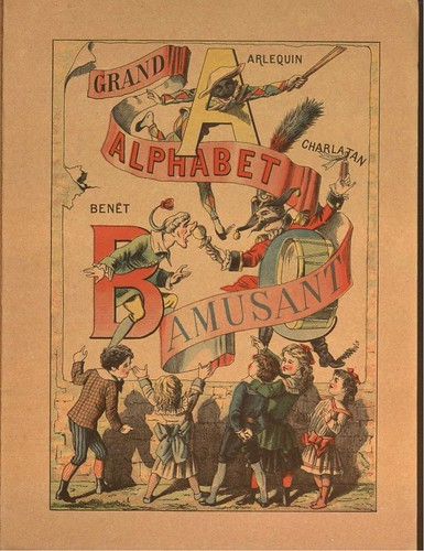 Grand Alphabet Amusant (Morel) ABC