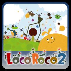 LocoRoco 2 title thumb