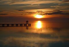 Delta del Ebro.Reflejos 2 (joseluisgildela) Tags: puente mar ocaso flickraward reflectsobsessions crazygeniuses imageourtime