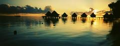Rangiroa 2001 sunset (UbiMaXx) Tags: 2001 sunset mer reflection film beach water french polynesia interesting sand eau sable selection lagoon scan tahiti plage bora maxx borabora moorea rangiroa lagon polynésiefrançaise polynesie ubimaxx