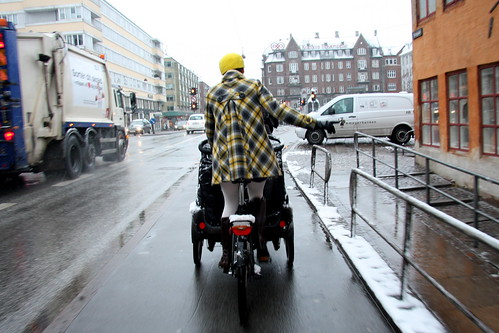 Copenhagen Winter Cycling Clothing