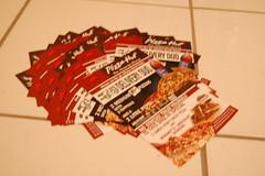Pizza Hut Flyers