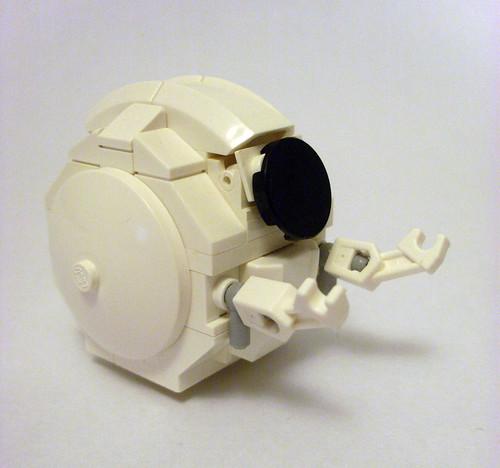 EVA Pod 04 custom MOC