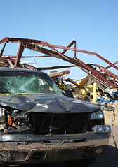 Okahoma Tornado Damage 2.11.2009