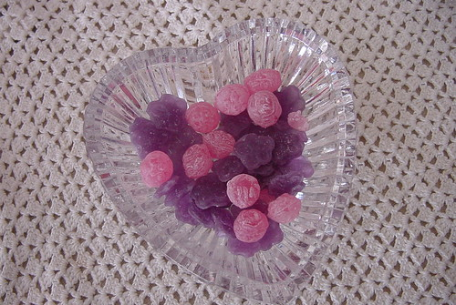 Heart Candy Dish