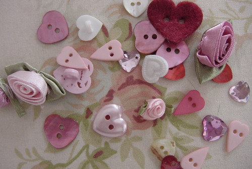 Button Hearts