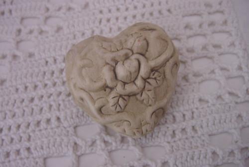 Pottery Heart