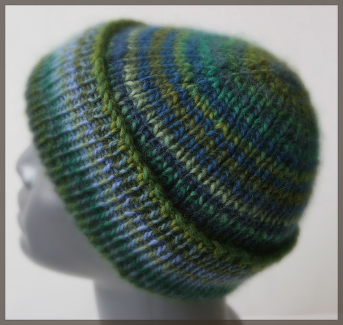 1x1rib hat side view