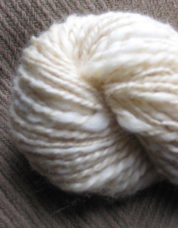angora silk bfl blend