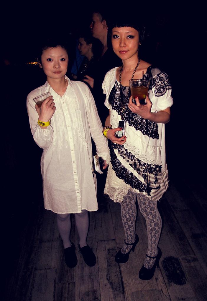 Eley Kishimoto Party