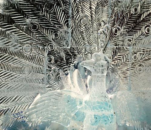 Las esculturas de hielo de Susukino. Sapporo (2)