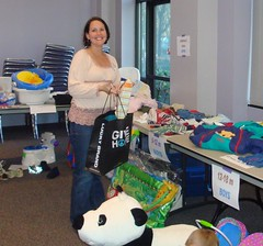 San Ramon-Dublin MOMS club swap