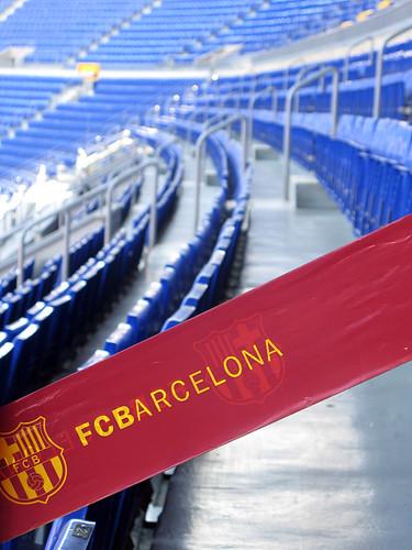 The Camp Nou, FC Barcelona / Spain, Barcelona