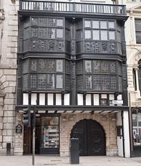 Inner Temple (P1000338) (swh) Tags: door london walk fleetstreet halftimbered eccentriclondon entrace ec4 innertemple 1748 innertempleentrance