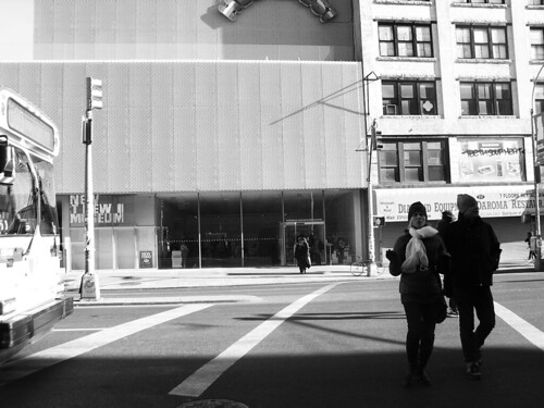 New Museum, The Bowery
