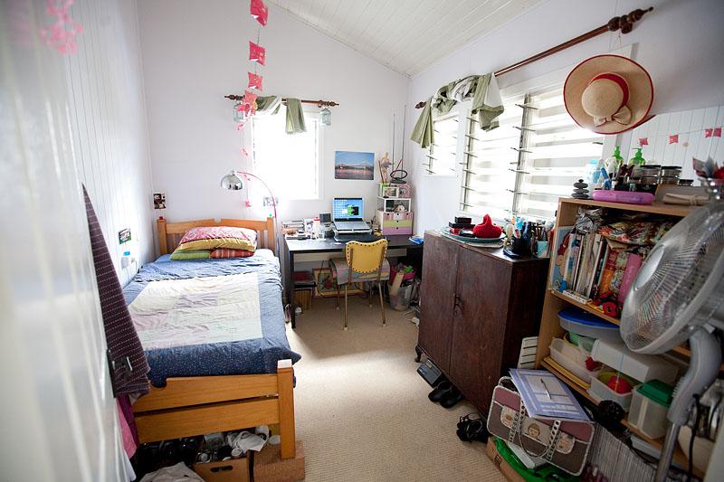 My tidy little room