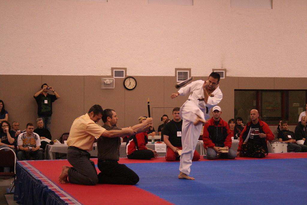 2008 Guardian Dojo Challenge