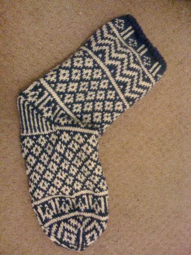 mamluke sock 1