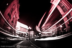 Night life (Khalid AlHaqqan) Tags: uk london canon circus sigma piccadilly piccadillycircus fisheye khalid soe  40d abigfave kuwson platinumphoto alhaqqan canon40d theperfectphotographer  khalidalhaqqan
