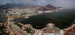Aden Panorama (haddock) Tags: arabia yemen aden blueribbonwinner anawesomeshot worldwidelandscapes top20travelpix expressyourselfaward watchoutforsomalipiratesoffshore
