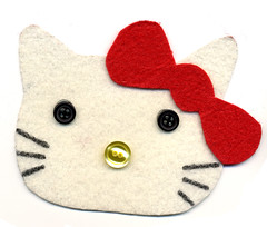Hello Kitty Invite Front (mollypop) Tags: hellokitty hellokittyinvite hellokittyinvitation